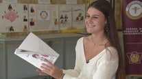 School Standouts: Student becomes self-published author at 17 years old
