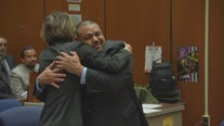 Man wrongfully convicted is freed from jail after more than 10 years behind bars