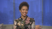"Award-winning actress Gugu Mbatha-Raw stars in thriller ""Motherless Brooklyn"" directed by Edward Norton"