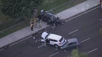 2 people killed in violent Westminster crash