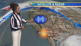 Weather Forecast for Friday, November 8