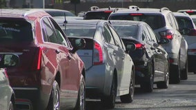 Weather and record amount of travelers causing congestion at LAX