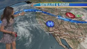 Weather Forecast for Wednesday, November 13