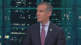 """Mayor Eric Garcetti: L.A. is """"the model"""" for dealing with homelessness"""