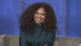 Tisha Campbell talks upcoming Soul Train Awards happening in glamorous Las Vegas