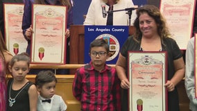 Wednesday's Child: A successful adoption for the Sandovals