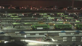 Airport officials rush to revamp LAX-it lot before holiday travel rush