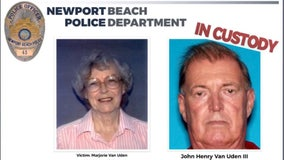 Son pleads guilty to killing mother in Newport Beach in 1994