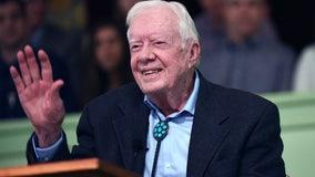 Former President Jimmy Carter hospitalized for surgery