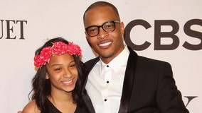 Rapper T.I. says he accompanies his daughter to the gynecologist every year to ensure she's a virgin