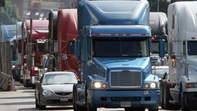 Truckers file first suit contesting California gig economy law
