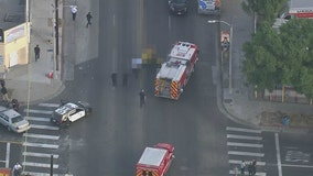Man killed in LAPD officer-involved shooting in South Los Angeles