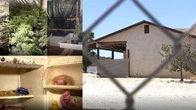 Pinon Hills landlord ruined after tenant converts rental home into marijuana grow house