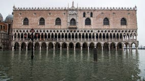 Venice declares state of emergency, 'on its knees' after second-worst flooding ever recorded