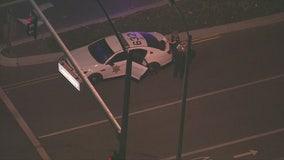 Pedestrian fatally struck in Irvine crash