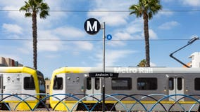 L.A. Metro to continue operating during statewide 'Stay at Home' order