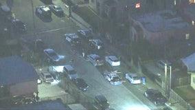 Teen among 2 people injured in South LA shooting