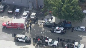 Man shot, wounded in Van Nuys