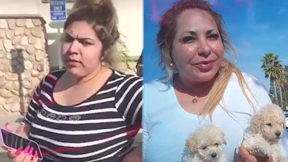 Sick Puppy Peddlers: FOX 11 tracks down and confronts two new sick puppy peddlers in Fontana
