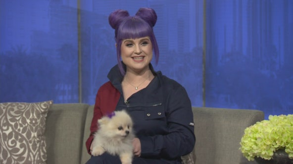 Kelly Osbourne shares 'The Masked Singer' experience