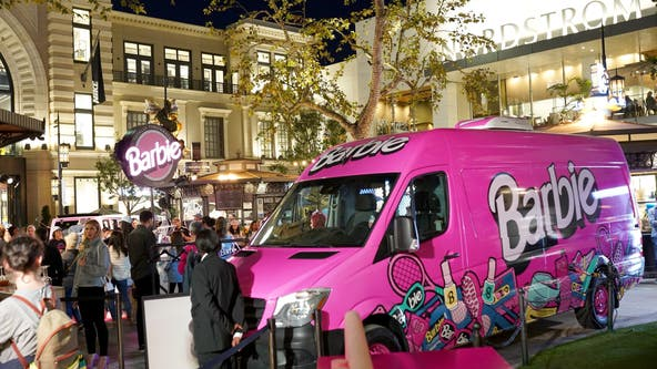 The Barbie Truck Totally Throwback Tour pop-up heads to Orange County