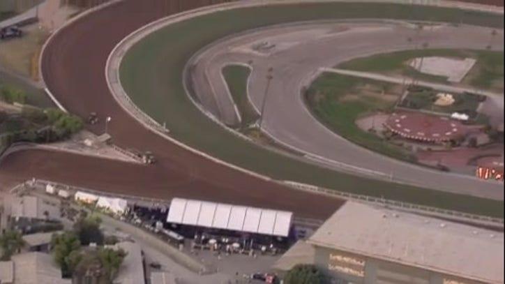 Two Horses Die Within Two Days At Santa Anita Park Fox