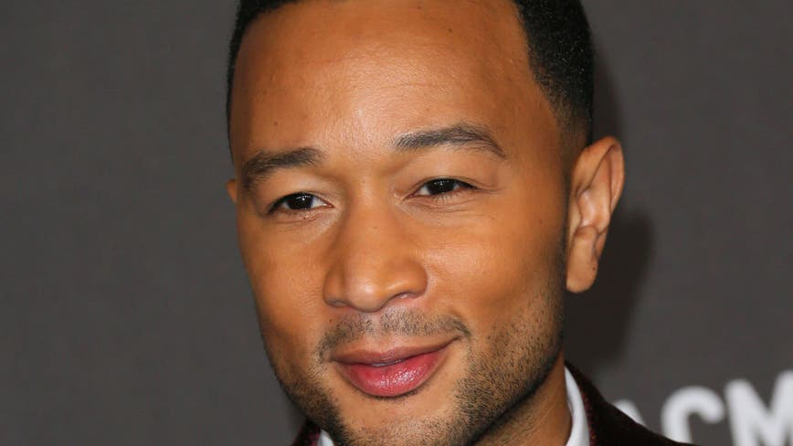 Singer John Legend giving free concert at Union Station in DTLA