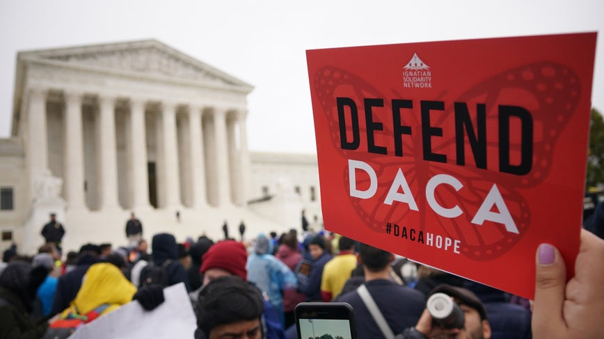 California AG Becerra to argue for DACA before US Supreme Court