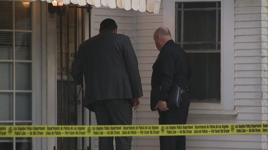 5-year-old dies following shooting in Leimert Park