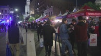 Thousands gathered in Downtown LA to celebrate the Virgin of Guadalupe