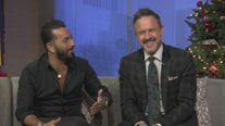David Arquette, Danny A. Abeckaser give inside scoop on new movie, Mob Town