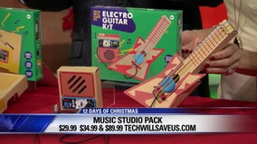 12 Days of Christmas Giveaway: Arcade coder and iPad, electro dough, music studio pack