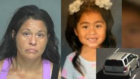 Amber Alert suspect in custody, child found safe