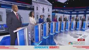 Democratic presidential hopefuls set to debate at Loyola Marymount University
