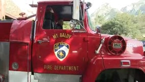 Mt. Baldy Fire Department is in need of donations