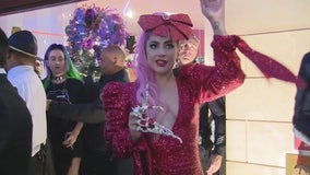 Lady Gaga's make-up line brings hundreds to pop-up shop at The Grove for 2 days only