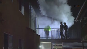 Father tries to rescue family in fatal apartment complex fire in Hemet