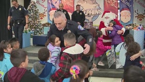 School Standouts: Police chief writes tickets to kids when he catches them doing something positive