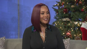 Catching up with Vivica A. Fox who stars in new holiday movie 'Christmas Matchmakers,' FOX's 'Empire'