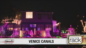 Holiday Lights: Venice Canals