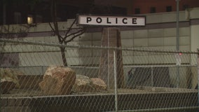 LAPD officer under investigation after he allegedly fondled a dead woman