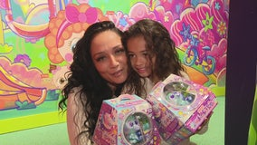 Royalty Brown participates in toy donation challenge benefiting LA-area nonprofit