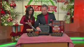 12 Days of Christmas Giveaway: Johnsonville sausage grill