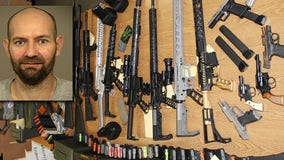 Police seize 20,000 rounds of ammo, AR-15 rifles, flamethrower from Ventura County home