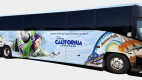 Disneyland Resort Express bus service to LAX, John Wayne airports to end on January 7th