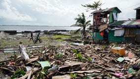 Christmas typhoon leaves 20 dead in Philippines