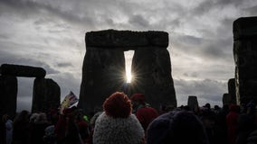 Winter solstice: The shortest day of the year is upon us