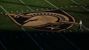 Army football removes motto from spirit flag because of connection to hate groups