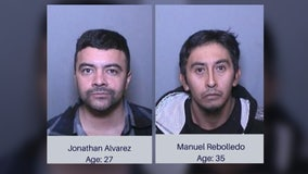 Men suspected of running Social Security phone scam arrested