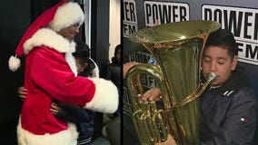 Nick Cannon, Power 106 make Christmas wish come true for local 12-year-old boy